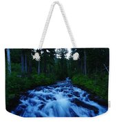 The Paradise River Weekender Tote Bag