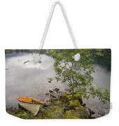 The Rowing Boat Weekender Tote Bag