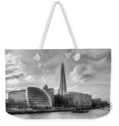 The Shard And City Hall Weekender Tote Bag