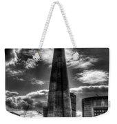 The Shard And South Bank Weekender Tote Bag