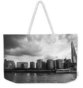 The Shard Weekender Tote Bag