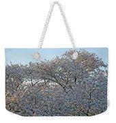 The Simple Elegance Of Cherry Blossom Trees Weekender Tote Bag