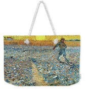 The Sower Weekender Tote Bag
