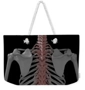 The Spine Weekender Tote Bag