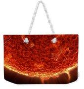 The Sun Weekender Tote Bag