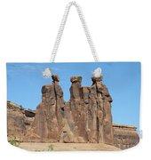 The Three Gossips Weekender Tote Bag