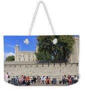 The Tower Of London Weekender Tote Bag