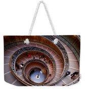 The Vatican Stairs Weekender Tote Bag