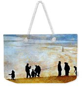 They Gather Here Weekender Tote Bag by Diana Angstadt