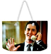 They Got A Cherry Pie There That'd Kill Ya Weekender Tote Bag