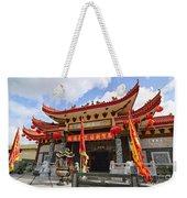 Thien Hau Temple A Taoist Temple In Chinatown Of Los Angeles. Weekender Tote Bag