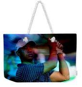 Tiger Woods Weekender Tote Bag