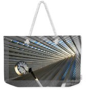 Time Revisited  Weekender Tote Bag