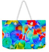 Touch/respond Weekender Tote Bag