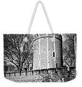 Tower Of London Weekender Tote Bag by Elena Elisseeva
