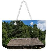 Traditional Polish Cottage House Weekender Tote Bag