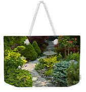 Tranquil Garden  Weekender Tote Bag