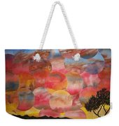 Tranquility With Tree Weekender Tote Bag