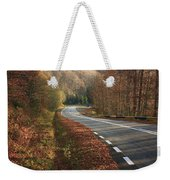 Transfagarasan Road Carpathian Mountains Romania  Weekender Tote Bag