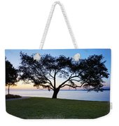 Tree By The Bay Weekender Tote Bag