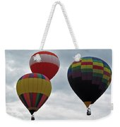 Trio Of Balloons  Weekender Tote Bag