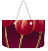Tulips Are People Xiv Weekender Tote Bag