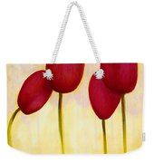 Tulips Are People Xv Weekender Tote Bag