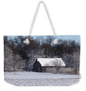 Turn The Page Winter Edition Weekender Tote Bag