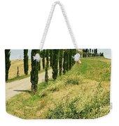 Tuscany Landscape Weekender Tote Bag