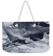 Two-tailed Tomcat Weekender Tote Bag