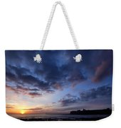 Tynemouth Sunrise Weekender Tote Bag