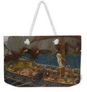 Ulysses And The Sirens Weekender Tote Bag