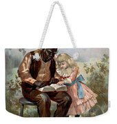 Uncle Toms Cabin, C1899 Weekender Tote Bag