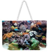 Underwater View Weekender Tote Bag