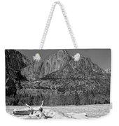 Snowy Yosemite Weekender Tote Bag