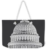 Us Capitol Dome Weekender Tote Bag