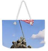 Us Marine Corps Memorial Weekender Tote Bag