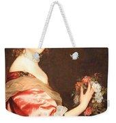 Van Dyck's Catherine Howard -- Lady D'aubigny Weekender Tote Bag