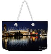 Vancouver British Columbia 3 Weekender Tote Bag