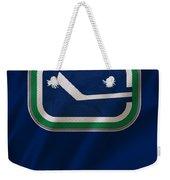Vancouver Canucks Uniform Weekender Tote Bag