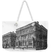 Vanderbilt Mansion Weekender Tote Bag