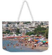 Varkiza Beach Weekender Tote Bag