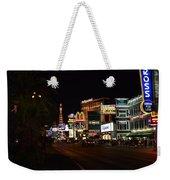 Vegas Weekender Tote Bag