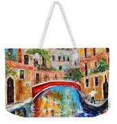 Venice Magic Weekender Tote Bag