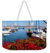 Ventura Harbor Weekender Tote Bag