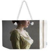 Victorian Woman At The Window Weekender Tote Bag