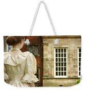 Victorian Woman Weekender Tote Bag