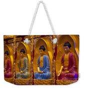 Vietnamese Temple Weekender Tote Bag