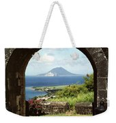 View From Brimstone Hill Fortress Weekender Tote Bag