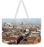 View Of Turin Weekender Tote Bag